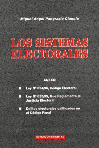 SISTEMAS ELECTORALES LOS