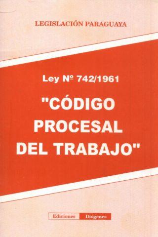 CODIGO PROCESAL DEL TRABAJO