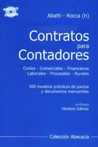 CONTRATOS PARA CONTADORES