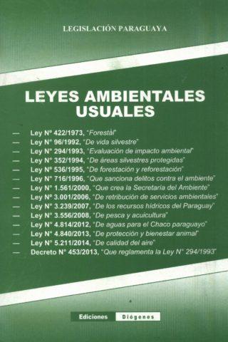 LEYES AMBIENTALES USUALES