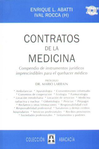 CONTRATOS DE LA MEDICINA