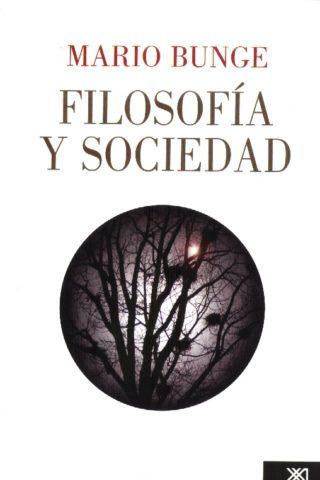 FILOSOFIA Y SOCIEDAD