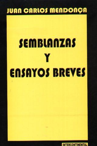 SEMBLANZAS Y ENSAYOS BREVES