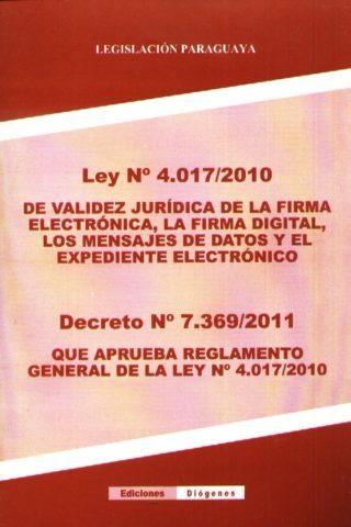 DE VALIDEZ JURIDICA DE LA FIRMA ELECTRONICA