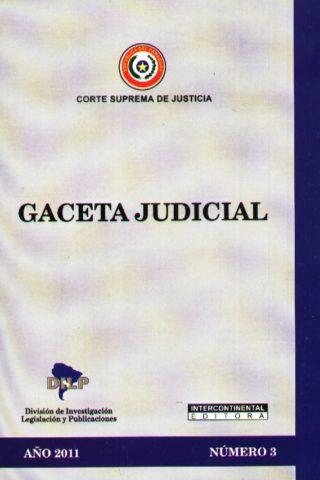 GACETA JUDICIAL 2011/3