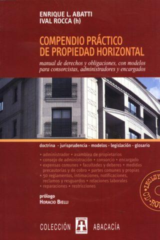 COMPENDIO PRACTICO DE PROPIEDAD HORIZONTAL