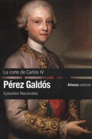 CORTE DE CARLOS IV LA