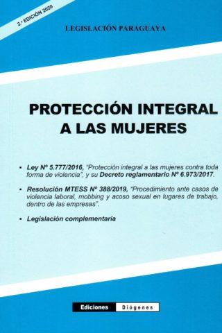 PROTECCION INTEGRAL A LAS MUJERES
