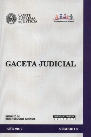 GACETA JUDICIAL 2017/3