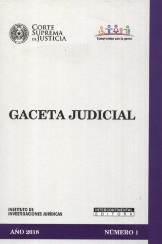 GACETA JUDICIAL 2017/4