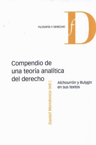 COMPENDIO DE UNA TEORIA ANALITICA DEL DERECHO