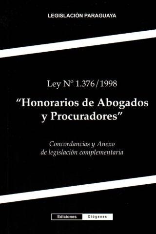 HONORARIOS DE ABOGADOS Y PROCURADORES