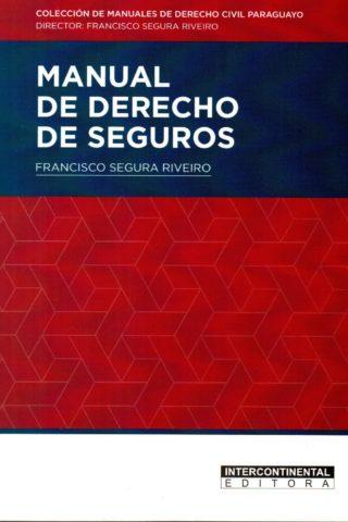 MANUAL DE DERECHO DE SEGUROS
