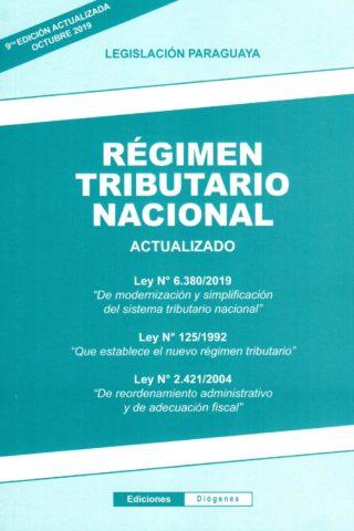 REGIMEN TRIBUTARIO NACIONAL