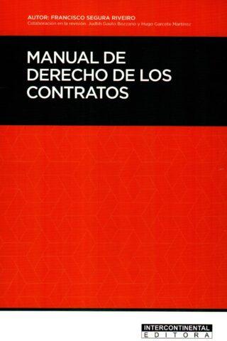 MANUAL DE DERECHO DE LOS CONTRATOS