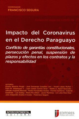 IMPACTO DEL CORONAVIRUS EN EL DERECHO PARAGUA