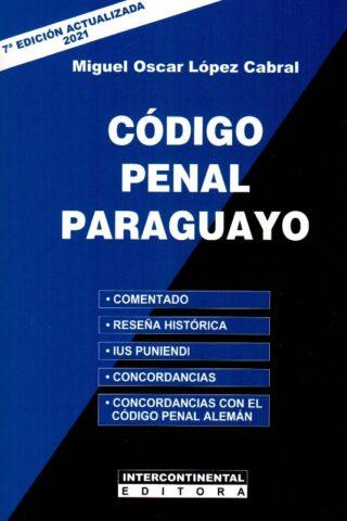 CODIGO PENAL PARAGUAYO COMENTADO