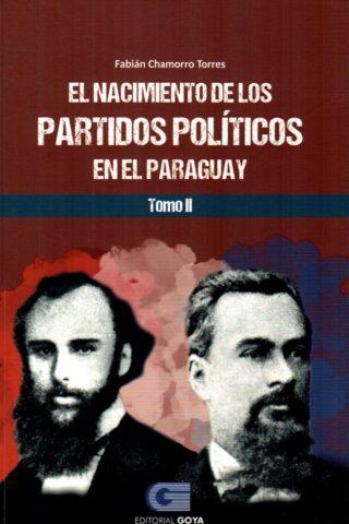 NACIMIENTO DE LOS PARTIDOS POLITICOS T2 EL